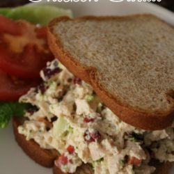 Friday at the Fire Station ~ Chicken Salad