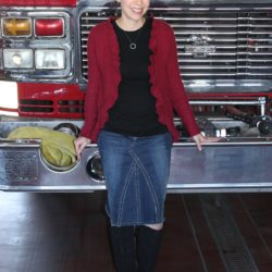 Friday at the Fire Station~ Casual Outfit