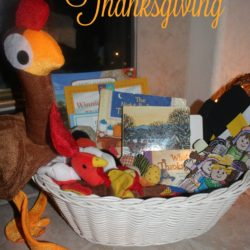 The Holiday Basket ~ Thanksgiving