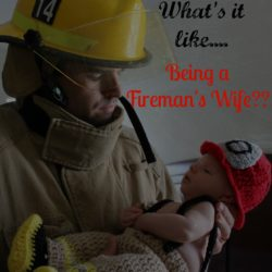 Friday at the Fire Station~ What's it Like Being A Fireman's Wife?