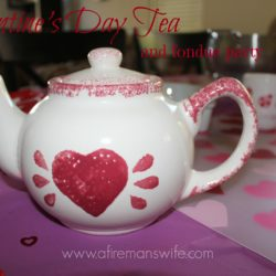 Valentine's Day Tea and Fondue Party