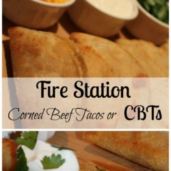 Fire Station Corned Beef Tacos or CBTs