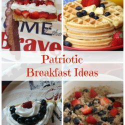 Patriotic Breakfast Ideas