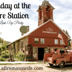 Friday at the Fire Station Link-Up Party #50