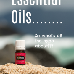 Essential Oils….So What's All the Hype About???